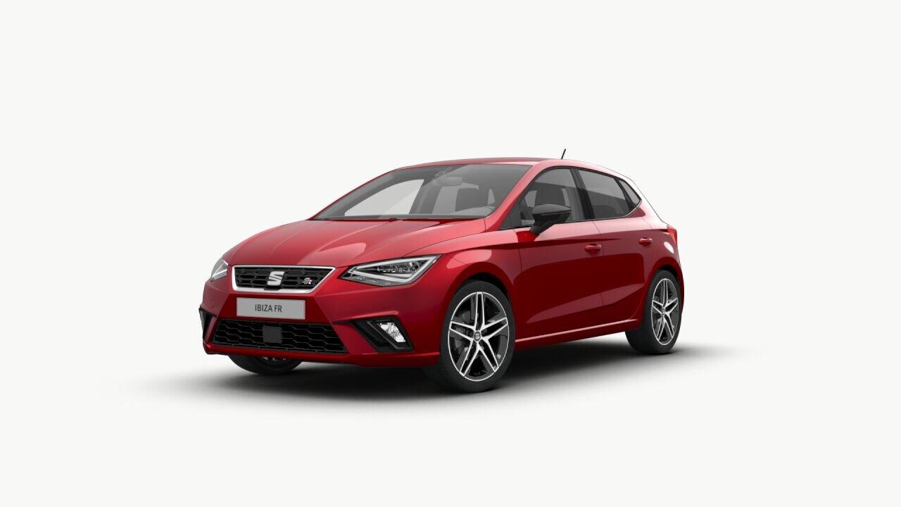 SEAT Ibiza FR Sport 1.0 TSi 115